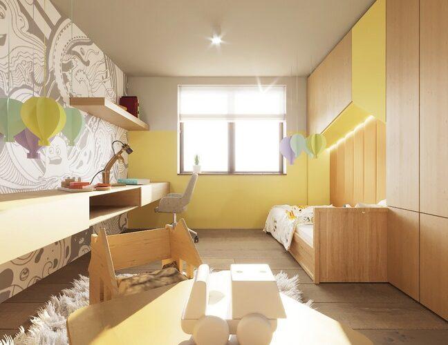 Projekt detská izba