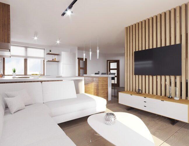Projekt pre obývačku